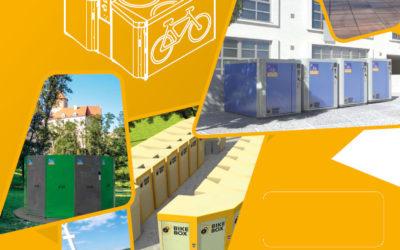 11 BikeBoxy – SPORTAREÁL