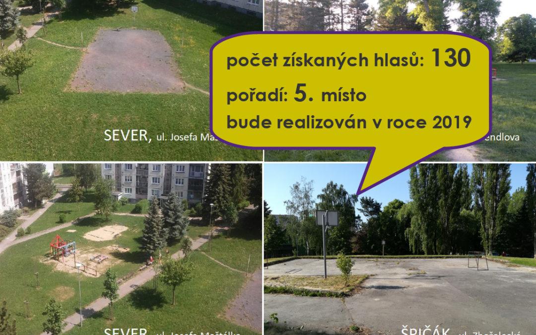 22 Hřiště pro každého – vylepšení českolipských hřišť