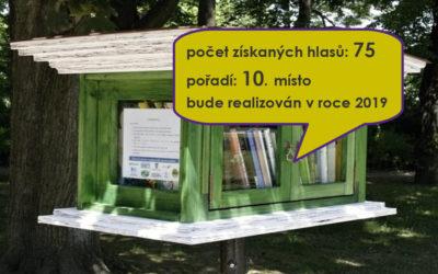 35 Českolipská knihobudka