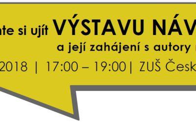 Přijďte 10. 10. 2018 na výstavu návrhů do ZUŠ Česká Lípa