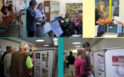 Výstava návrhů otevřena a hlasování zahájeno